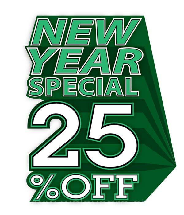 โปรโมชั่น Footwork Noir New Year Special Sale ลดสูงสุด 25% ...