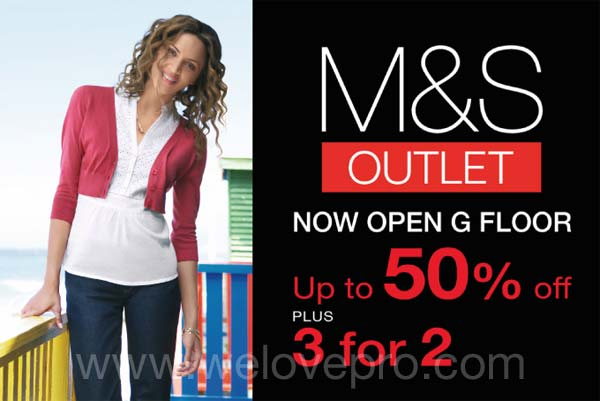 Marks & Spencer Outlet